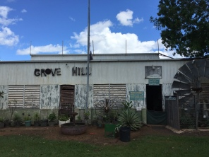 An actual hotel on the road from Darwin to Katherine